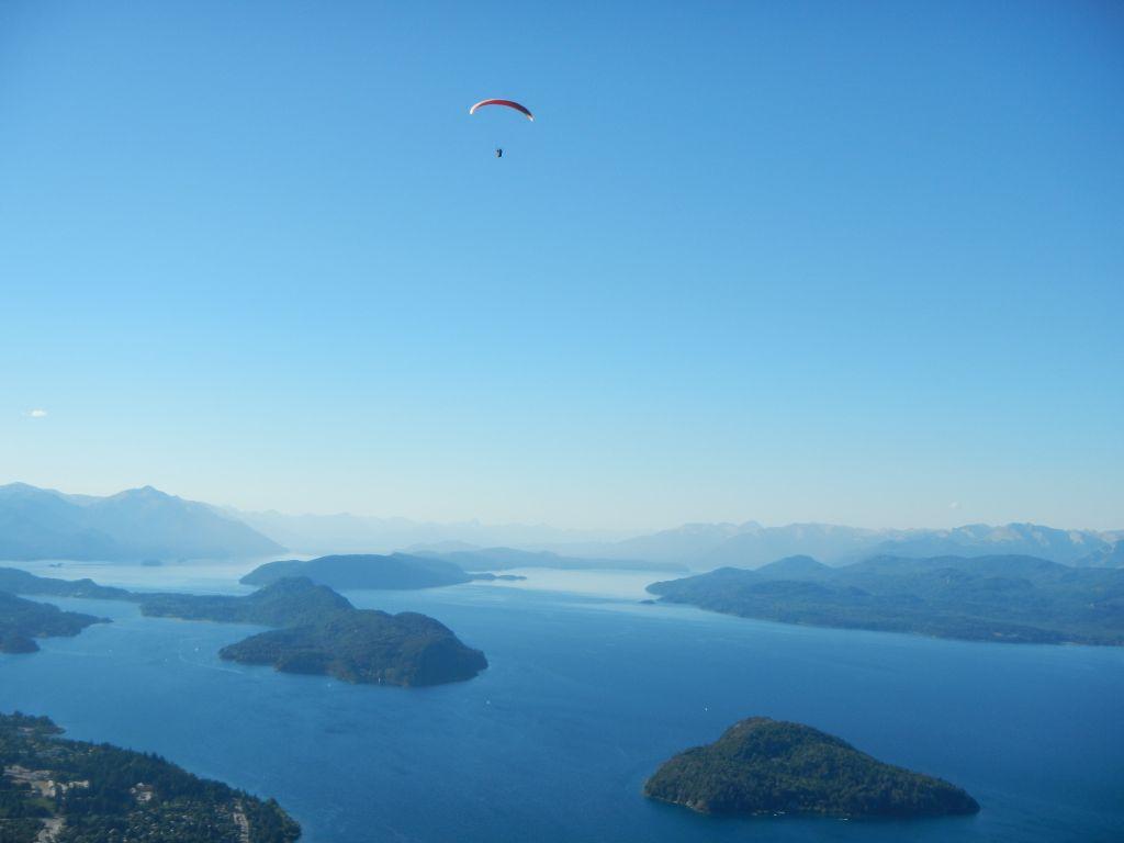 hang gliding bariloche
