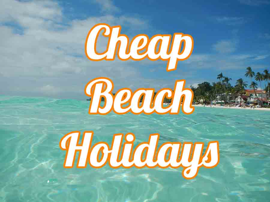 Cheap beach holidays find the cheapest beach vacations for The cheapest beach vacation