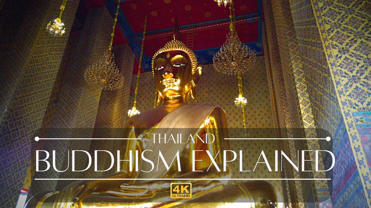 Buddhism in Thailand explained Buddhist Thai Temple